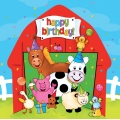 Barnyard Bash Farm Party Napkin